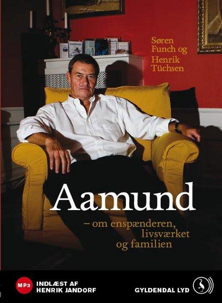 Image of   Aamund (Lydbog)