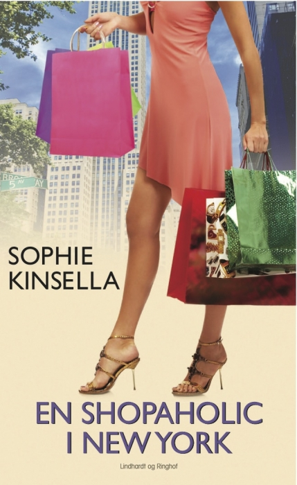 En shopaholic i New York (E-bog)