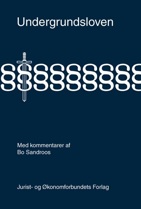 Image of   Undergrundsloven (E-bog)