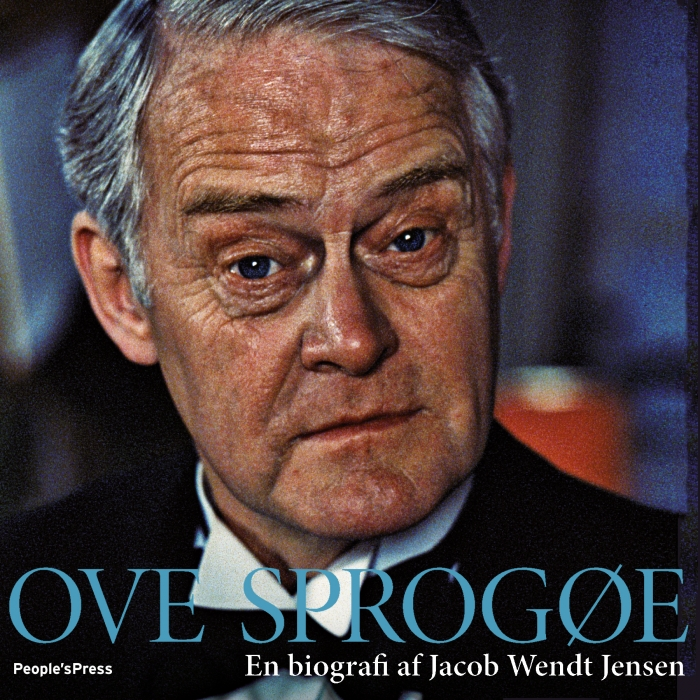 jacob wendt jensen Ove sprogøe (lydbog) på bogreolen.dk