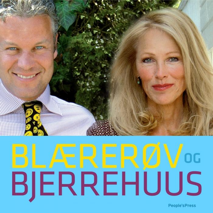 Image of   Blærerøv og Bjerrehuus (Lydbog)