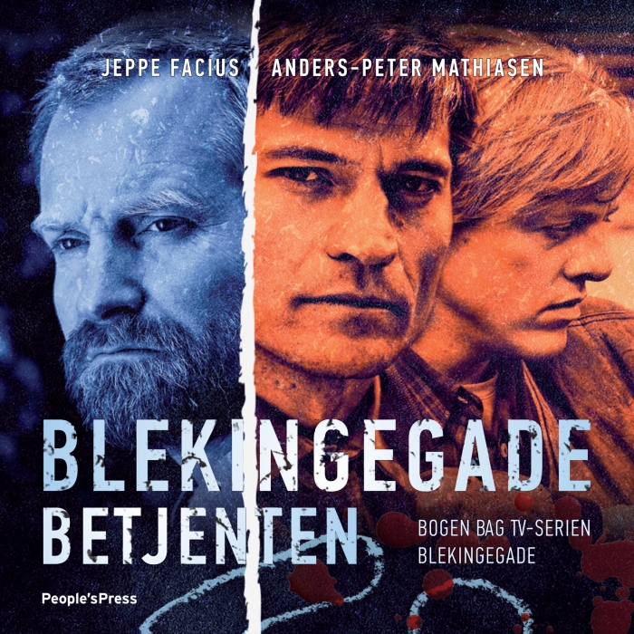 Image of Blekingegadebetjenten (Lydbog)