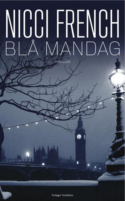 nicci french Blå mandag (e-bog) på bogreolen.dk
