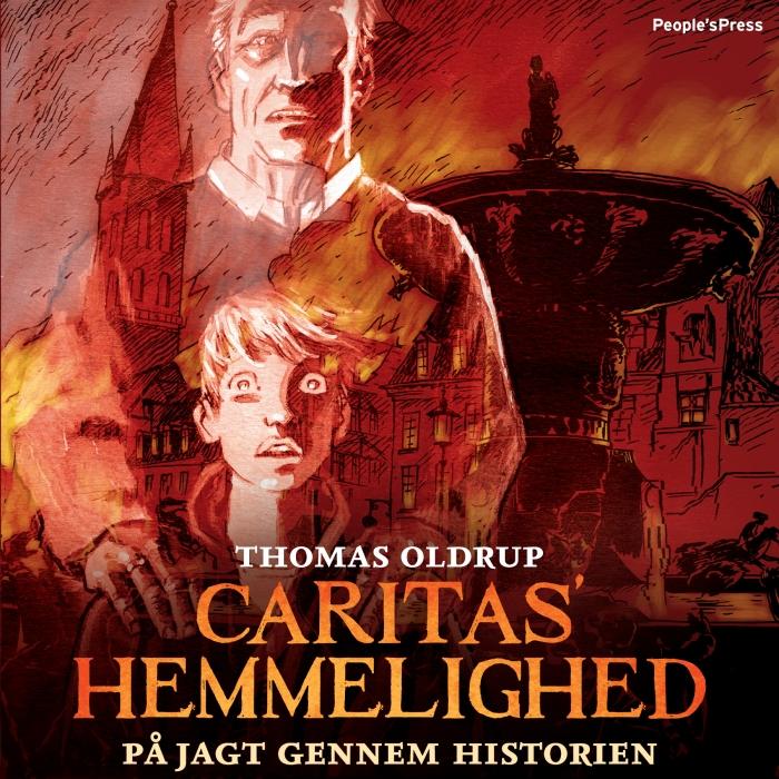 thomas oldrup Caritas hemmelighed (lydbog) på bogreolen.dk
