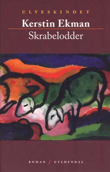 kerstin  ekman – Skrabelodder (lydbog) på bogreolen.dk