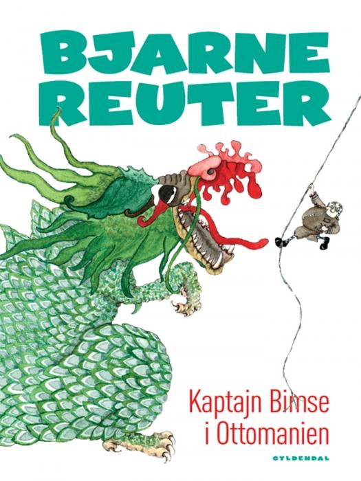 bjarne reuter – Kaptajn bimse i ottomanien (e-bog) fra bogreolen.dk