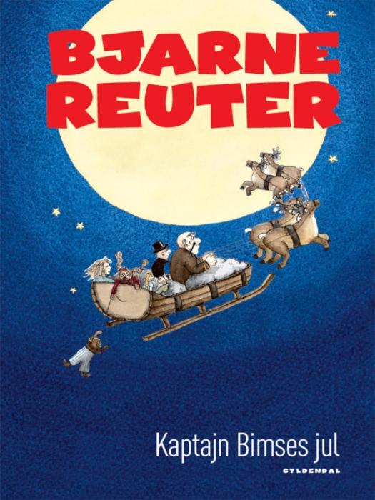 bjarne reuter – Kaptajn bimses jul (e-bog) fra bogreolen.dk