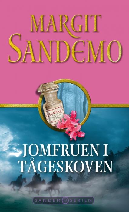 margit  sandemo Sandemoserien 18 - jomfruen i tågeskoven (e-bog) fra bogreolen.dk