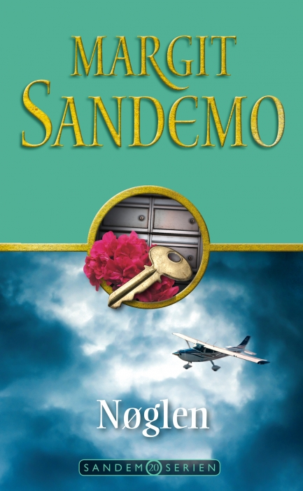 Sandemoserien 20 - nøglen (e-bog) fra margit sandemo på bogreolen.dk