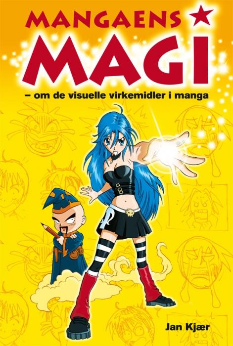 jan kjær – Mangaens magi (e-bog) fra bogreolen.dk