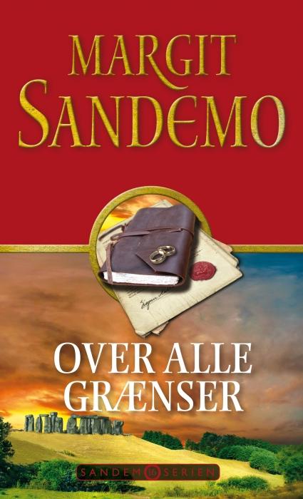 Sandemoserien 16 - over alle grænser (e-bog) fra margit sandemo på bogreolen.dk