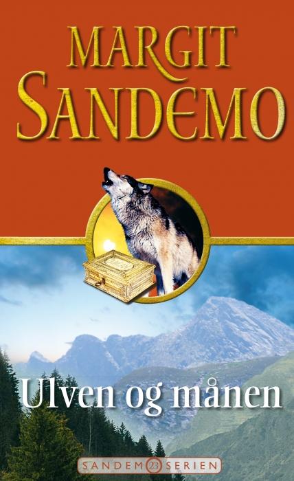 margit sandemo Sandemoserien 23 - ulven og månen (e-bog) fra bogreolen.dk