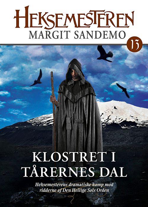 margit sandemo – Heksemesteren 13 - klostret i tårernes dal (e-bog) fra bogreolen.dk