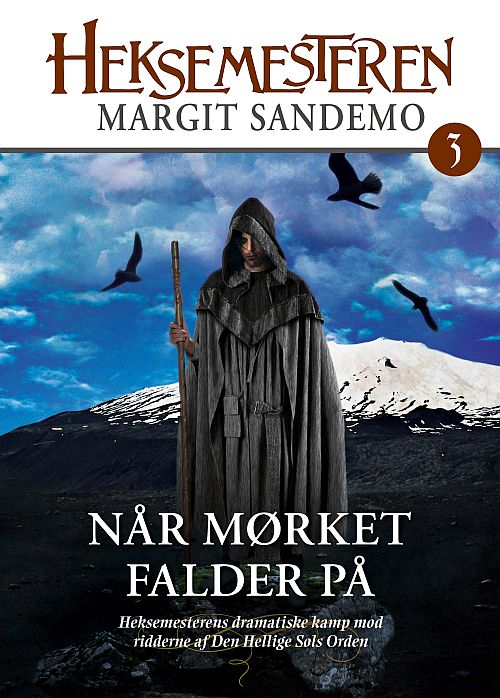 margit sandemo Heksemesteren 03 - når mørket falder på (e-bog) på bogreolen.dk