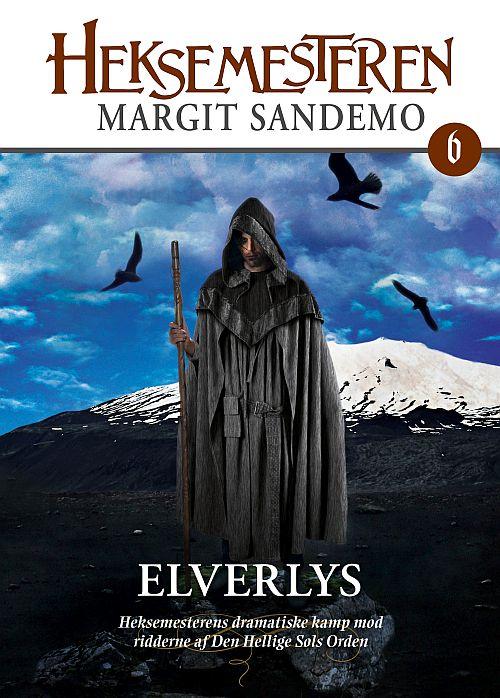Heksemesteren 06 - elverlys (e-bog) fra margit sandemo fra bogreolen.dk