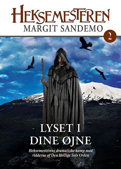 Heksemesteren 02 - lyset i dine øjne (e-bog) fra margit sandemo på bogreolen.dk
