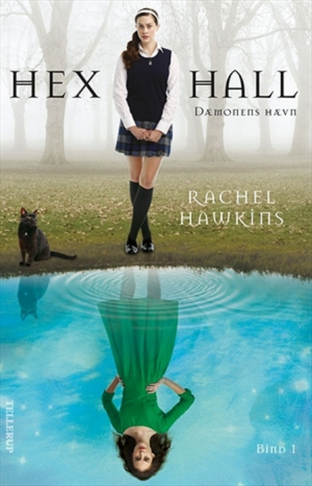 rachel hawkins – Hex hall #1: dæmonens hævn (lydbog) på bogreolen.dk