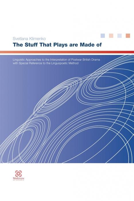The stuff that plays are made of (e-bog) fra svetlana klimenko fra bogreolen.dk