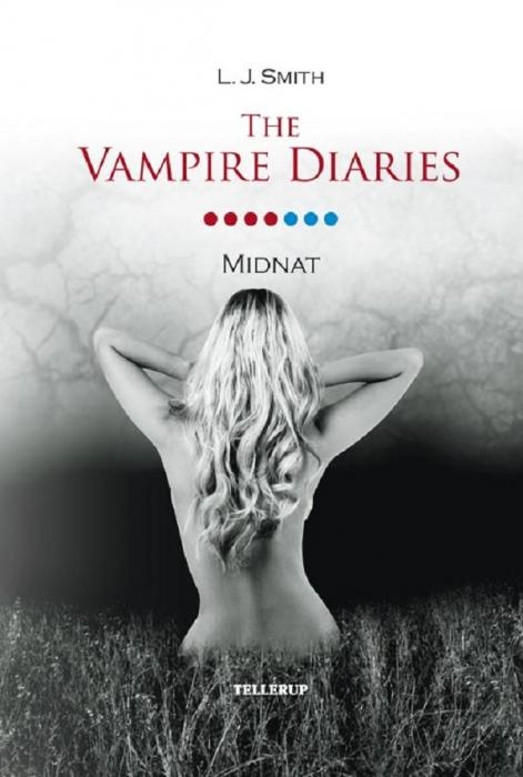 The vampire diaries #7: midnat (lydbog) fra l. j. smith på bogreolen.dk