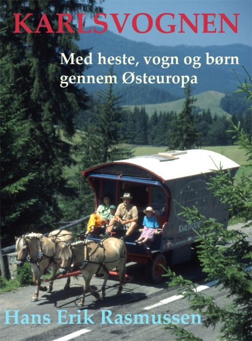 Karlsvognen (e-bog) fra hans erik rasmussen fra bogreolen.dk