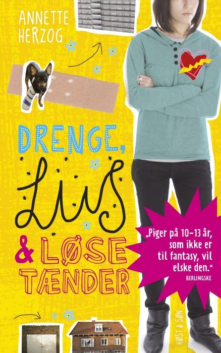 annette herzog Drenge, lus og løse tænder (e-bog) på bogreolen.dk