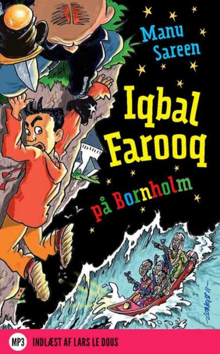 Iqbal farooq på bornholm (lydbog) fra manu sareen på bogreolen.dk