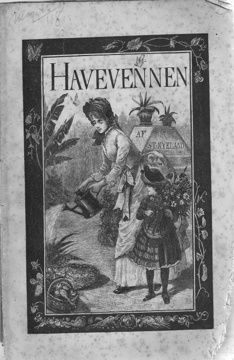 stephan nyeland Havevennen (e-bog) på bogreolen.dk
