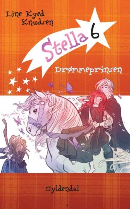 Stella 6 - drømmeprinsen (e-bog) fra line kyed knudsen fra bogreolen.dk