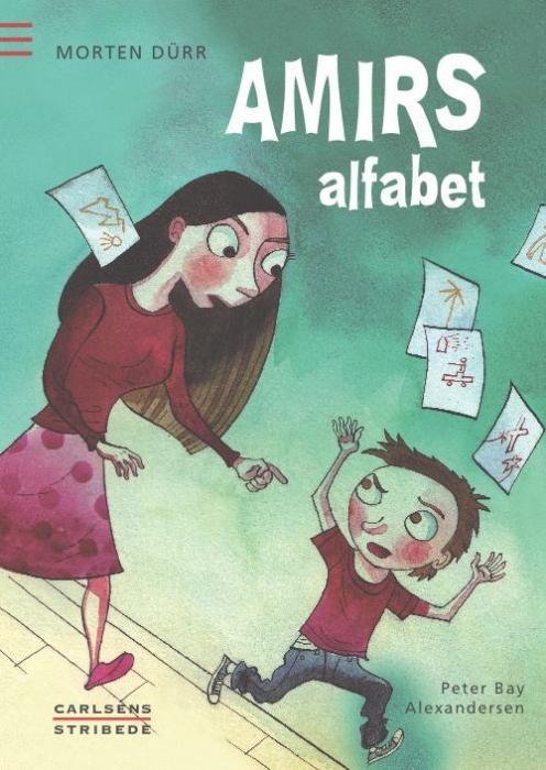 morten dür – Amirs alfabet (e-bog) på bogreolen.dk