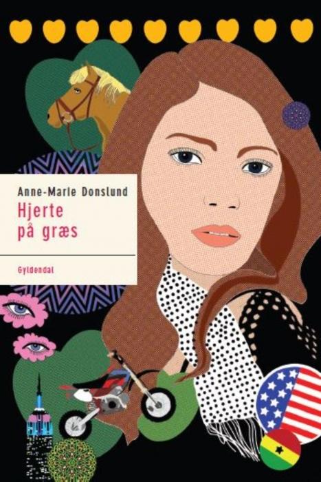 anne-marie donslund – Hjerte på græs (e-bog) på bogreolen.dk