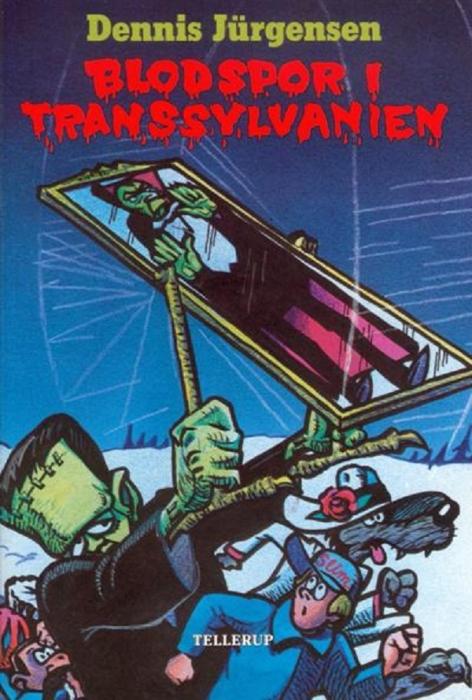 dennis jürgensen – Blodspor i transsylvanien (e-bog) på bogreolen.dk