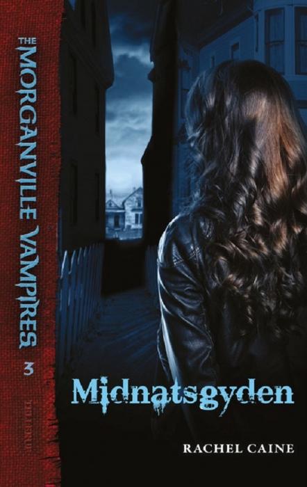 rachel caine – The morganville vampires #3: midnatsgyden (lydbog) fra bogreolen.dk