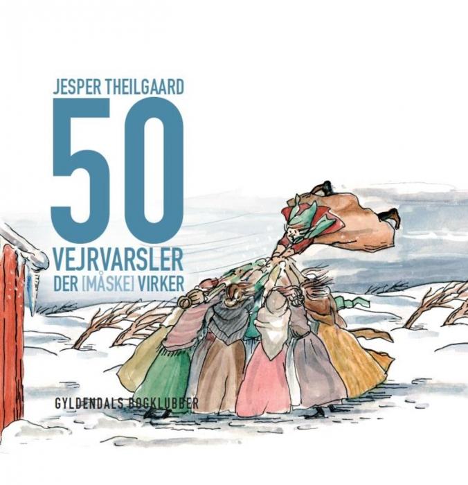 Image of   50 vejrvarsler der [måske] virker (E-bog)