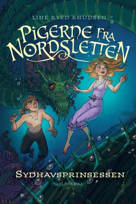Pigerne fra nordsletten 4 - sydhavsprinsessen (e-bog) fra line kyed knudsen på bogreolen.dk