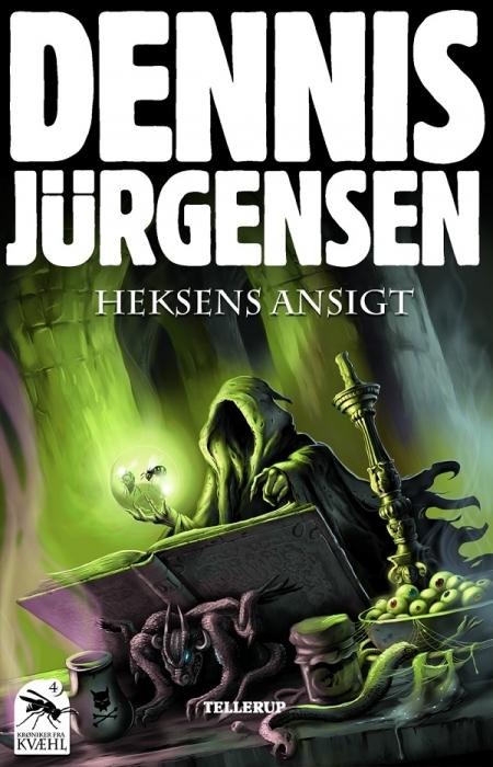 dennis jürgensen Krøniker fra kvæhl #4: heksens ansigt (e-bog) fra bogreolen.dk