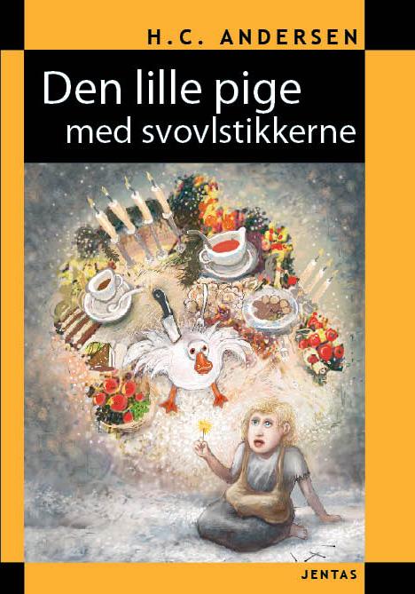 Den lille pige med svovlstikkerne (e-bog) fra h. c. andersen på bogreolen.dk