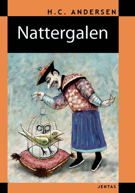Nattegalen (e-bog) fra h. c. andersen på bogreolen.dk