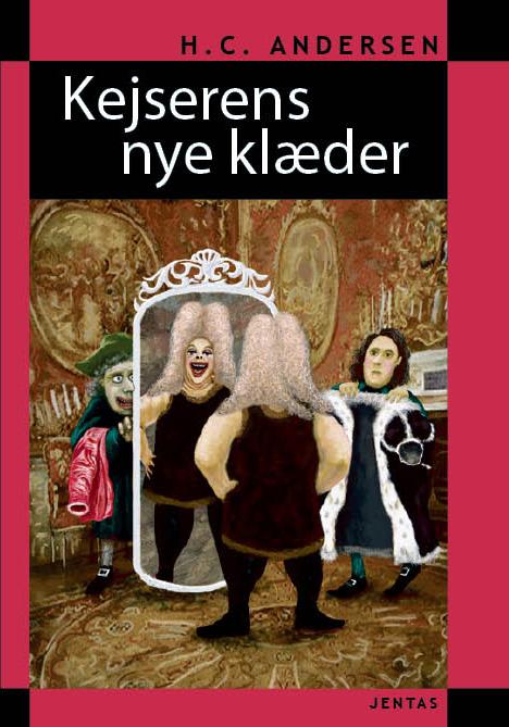 h. c. andersen – Kejserens nye klæder (e-bog) fra bogreolen.dk