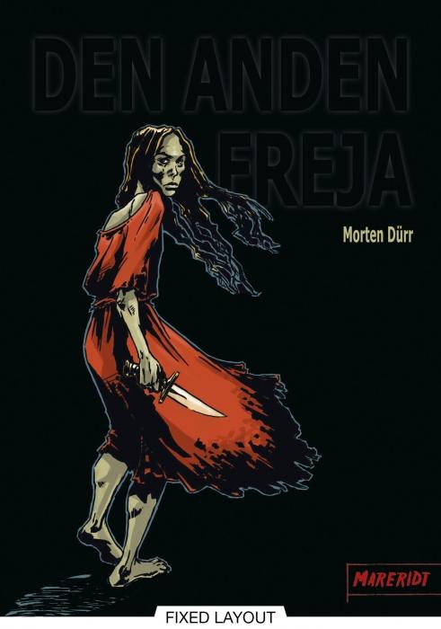 morten dürr – Mareridt: den anden freja (e-bog) fra bogreolen.dk