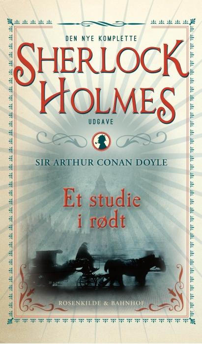 sir arthur conan doyle Et studie i rødt. en sherlock holmes krimi. (e-bog) på bogreolen.dk