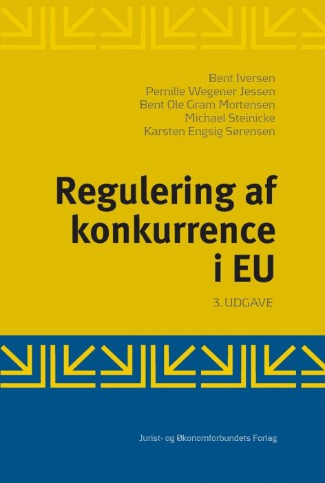 Regulering af konkurrence i EU (E-bog)