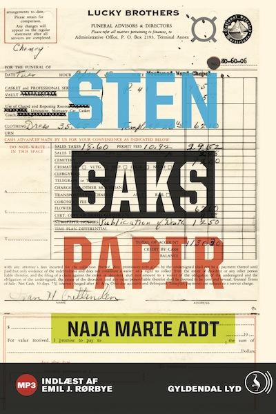 naja marie aidt – Sten saks papir (lydbog) fra bogreolen.dk
