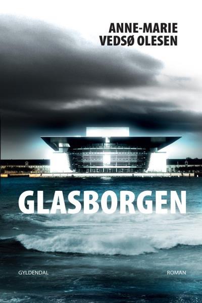 Image of Glasborgen (Lydbog)