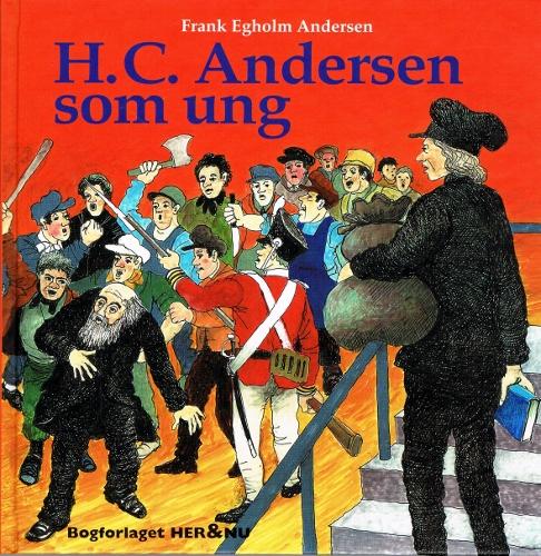 Image of H. C. Andersen som ung (E-bog)