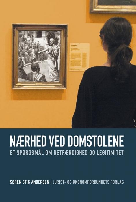 søren stig andersen – Nærhed ved domstolene (e-bog) fra bogreolen.dk