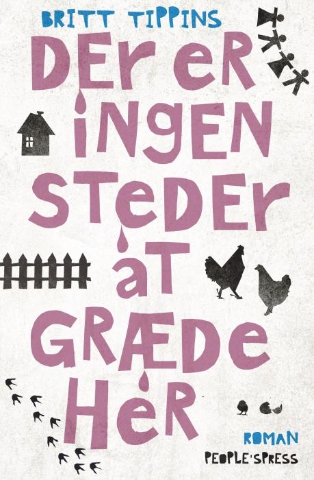 britt tippins Der er ingen steder at græde her (e-bog) fra bogreolen.dk