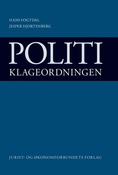 Image of   Politiklageordningen (E-bog)