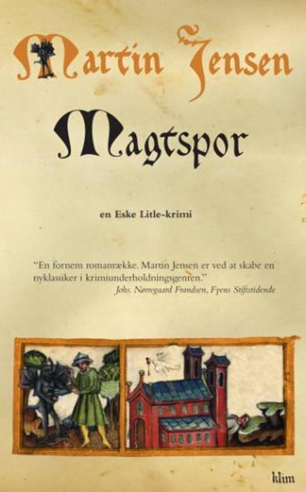 Magtspor (Lydbog)