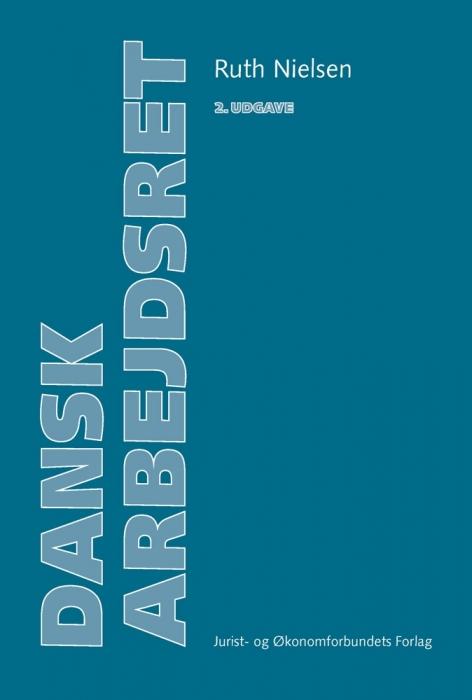 Image of   Dansk arbejdsret (E-bog)