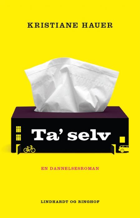 kristiane hauer Ta' selv (e-bog) fra bogreolen.dk